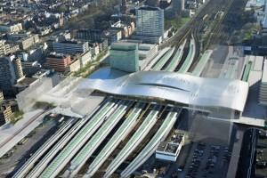 Station Utrecht Centraal in de toekomst